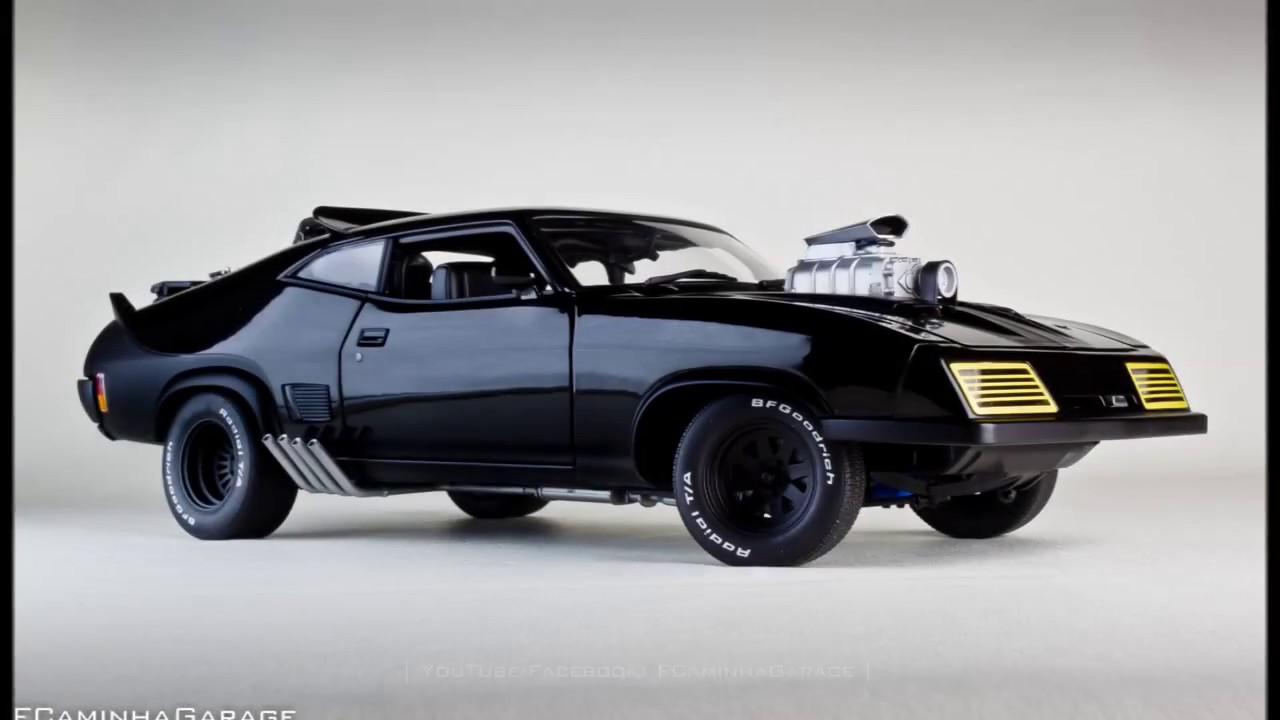 "Ford Falcon XB GT Coupe 1973 ""V8 Interceptor ..."