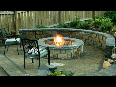 🔝 Cheap DIY Fire Pit Ideas 2018 | How To Build Survival Stone Backyard Grill Patio Homr Depot