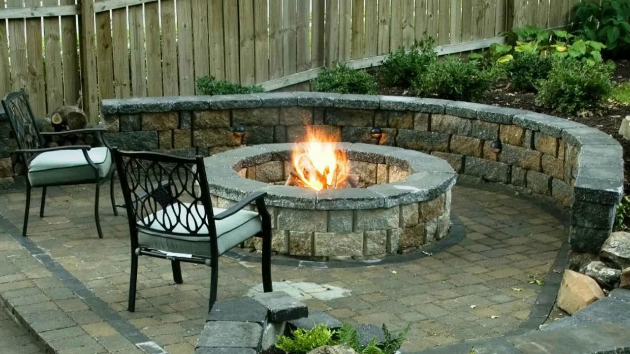 Cheap Diy Fire Pit Ideas 2018 How To Build Survival