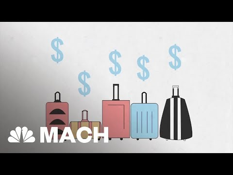 This Algorithm Determines The Price Of Your Plane Tickets | Mach | NBC News