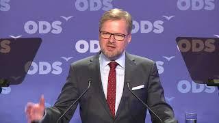 Závěrečné slovo předsedy ODS Petra Fialy na 28. kongresu