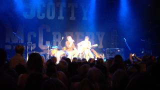 Scotty McCreery: Letters from home