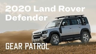 The New 2020 Land Rover Defender | Everything You Should Know