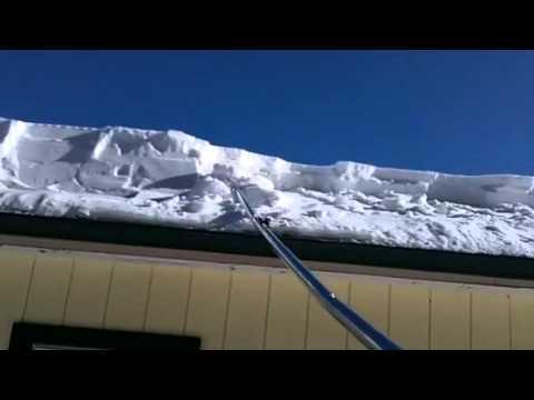 Roof Razor Amp Roof Razor Titan Model 3 Foot Width Comes