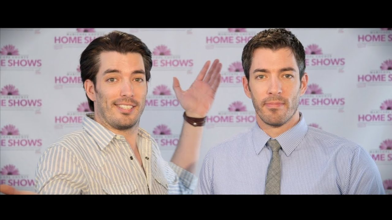 Property Brothers Exclusive Interview At The Maricopa