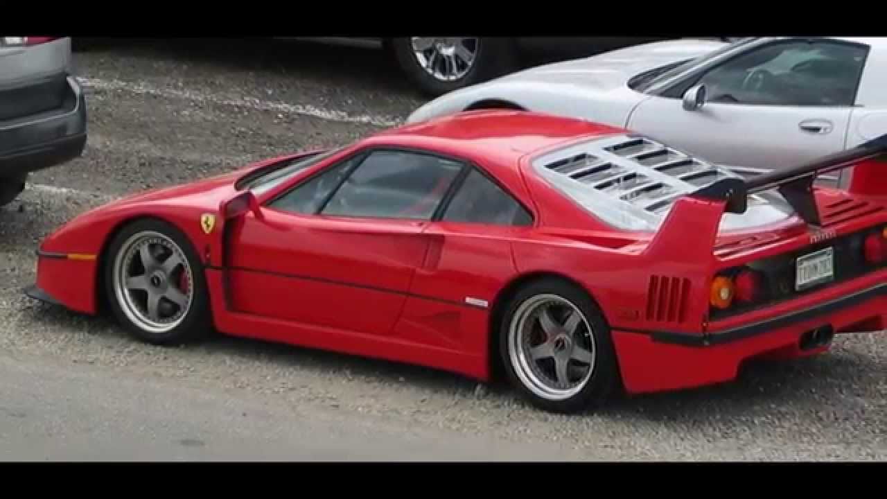 Ferrari F40 Ferrari F40 Price Youtube