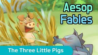 The Three Little Pigs 1-2 l 이솝…