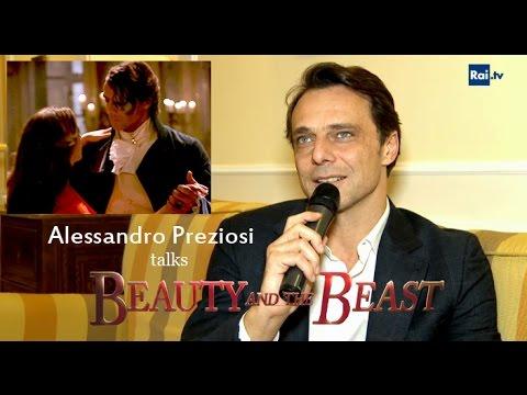 Alessandro Preziosi talks