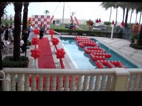 Red Carpet Theme Decoration Dreamark Events Www