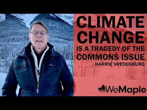 Climate Change Is A Tragedy Of The Commons Issue