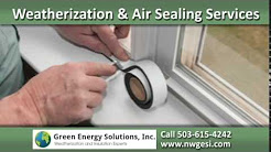 Duct Sealing Portland, OR | Green Energy Solutions