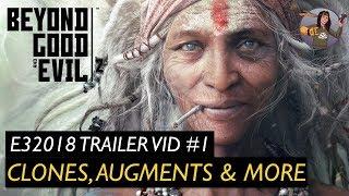 Beyond Good & Evil 2 | E32018 Trailer, Private Demo Overview #1
