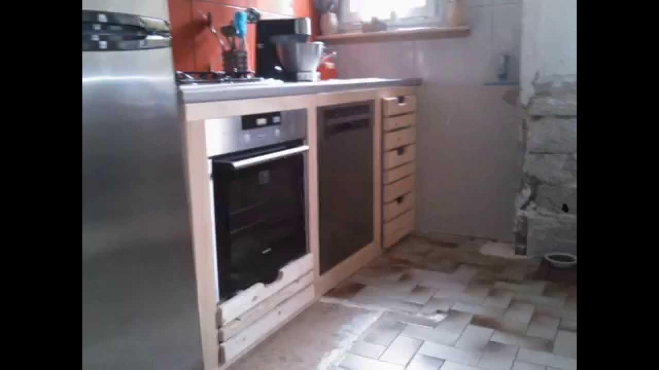 meuble bas cuisine brico depot