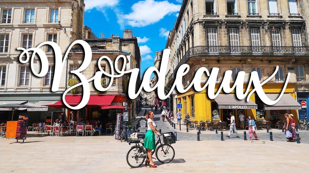 Bordeaux cosa vedere nella citta 39 piu 39 bella di francia - Simboli di immagini della francia ...