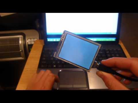 24TFT LCD Arduino MEGA 2560