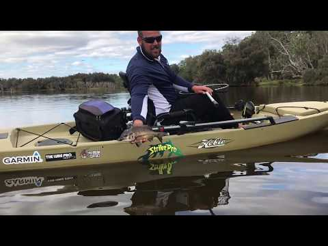 Bream & Ru On The Swan River Perth
