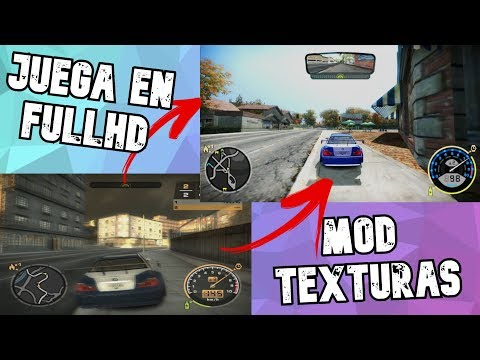 Como poner Need For Speed Most Wanted en FullHD Mejores Graficos | REDUX + Trainer (Trucos)