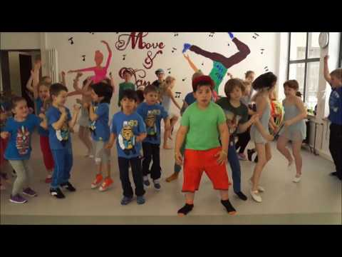 Harlem Shake Kids Move & Dance Center Coburg