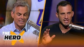 Doug Gottlieb on the impact of fame on LeBron's teams, Odell's time in New York | THE HERD