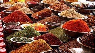 Восточные пряности и афродизиаки. Oriental spices.
