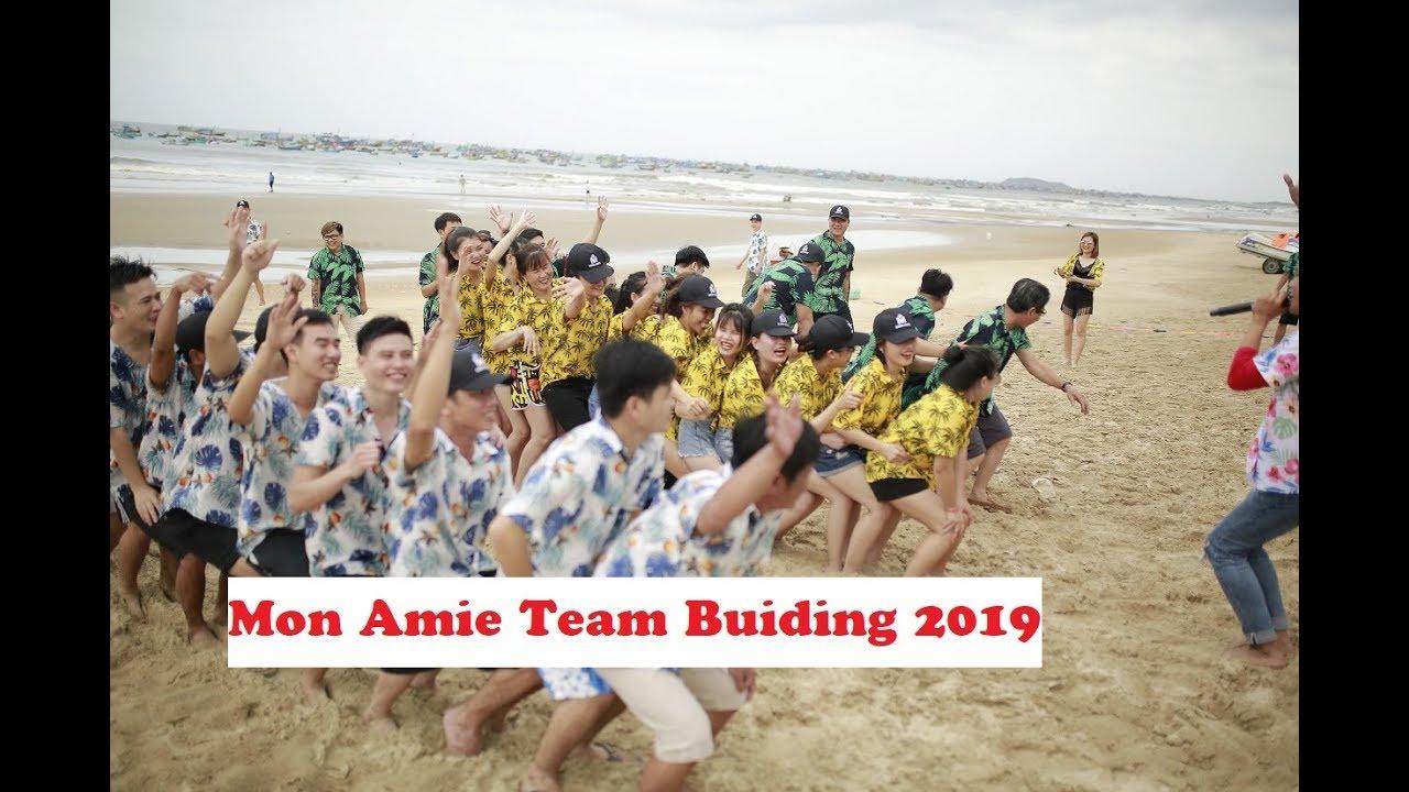 Mon Amie Team Buiding 2019 – Summer – Mon Amie Veston