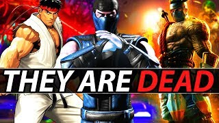 The Fighting Game Genre Is DEAD And How to Fix It!