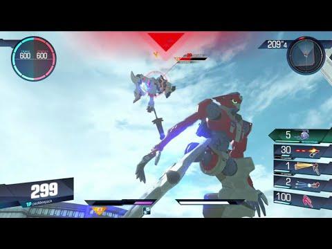 Gundam Versus: Quick Look