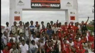 2006年8月、タイ~ラオス~タイで行なわれたアジアクロスカントリーラリ...