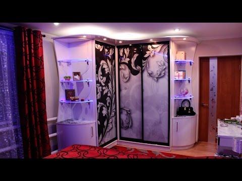 спальни фото, спальня на заказ, корпусная мебель на заказ, bedroom, салон меблів лідер