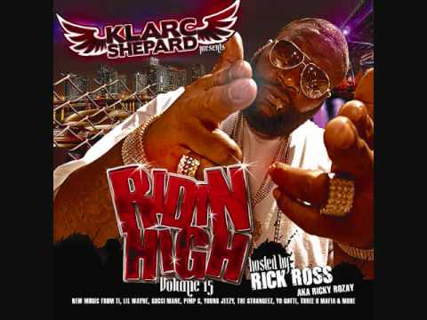 THE SUMMER'S MINE  - RICK ROSS  (Young Jeezy Dis) - August 12th 2010 - Klarc Shepard
