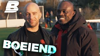 MELVIN MANHOEF OVER Z'N UITBARSTING BIJ BOXING INFLUENCERS | Boeiend - Concentrate BOLD