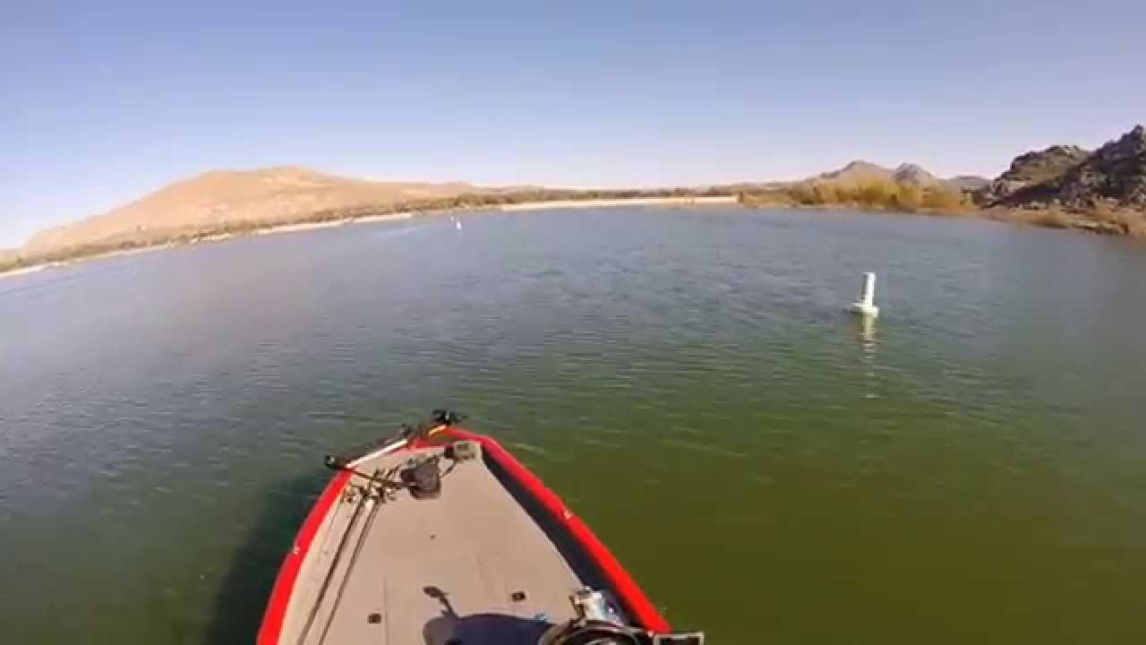 Fish on bass fishing perris lake youtube for Lake perris fishing report