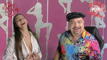Heißes Interview mit Nadine Cays bei Porno Tuck ! Erotik Darstellerin ausgefragt !