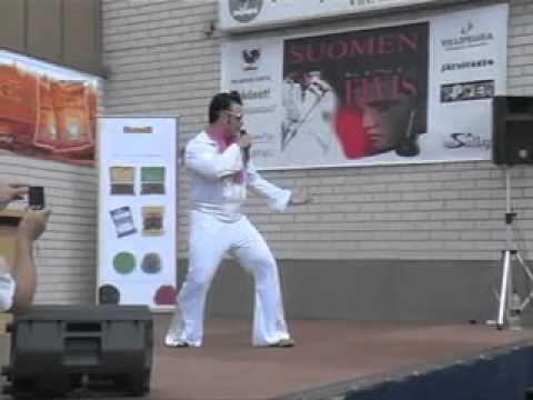 Kooste Suomen Elvis Karaoke Finaalista