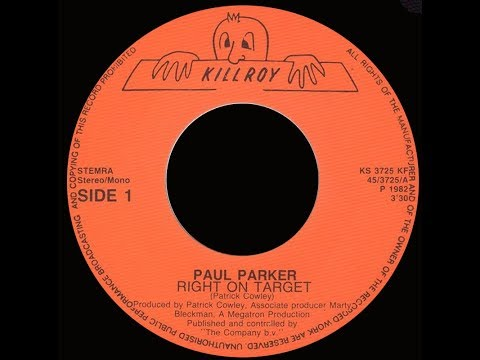 Paul Parker ~ Right On Target 1982 Disco Purrfection Version - 동영상