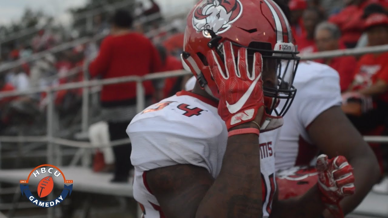 Winston Salem State Grinds Out Win Vs Virginia Union Youtube