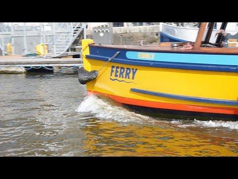 Bristol Harbour Ferry  England 2015