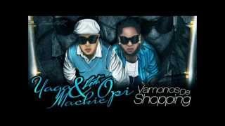 Nos Vamos De Shopping (Oficial Remix) Yaga y Mackie Ft. Opin,Arcangel,J Alvarez,Farruco & Jory