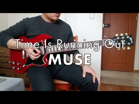 Time Is Running Out (Muse) Guitar Cover
