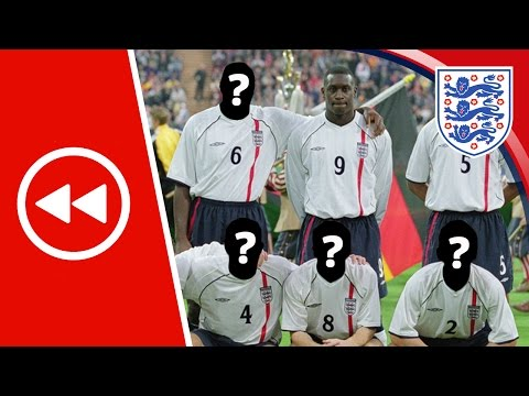 Can Heskey remember England's 2001 XI against Germany? | TIME TEAM