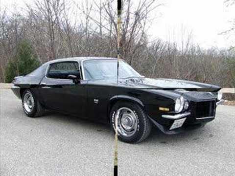 1970 1973 Camaro Youtube