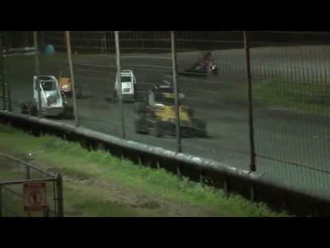 5-23-2015 Heat 2 Gulf Coast Speedway