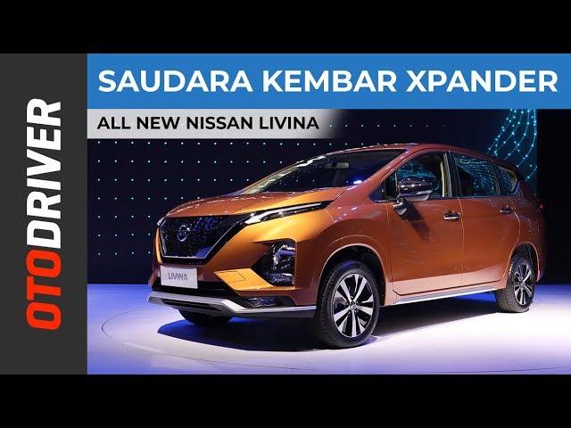 All New Nissan Livina 2019 | First Impression | OtoDriver