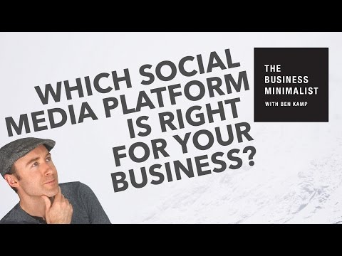 Which Social Media Platform Is Right for Your Business? Facebook vs Linkedin vs Instagram Vs…