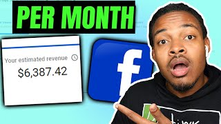 How to make money on Facebook with Videos