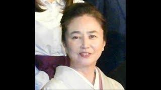 大谷直子「孤独死を意識し始めた」…大原麗子さんの忘れられない姿語る(...
