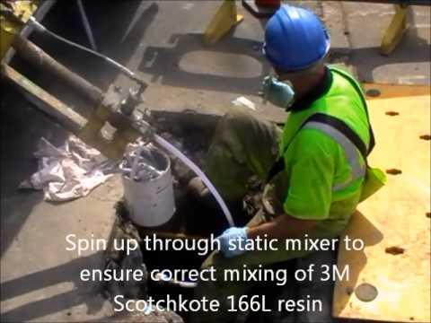 Donu0027t replace lead pipes line them in situ & Donu0027t replace lead pipes line them in situ - YouTube