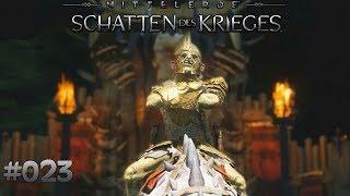 Mittelerde: Schatten des Krieges #023 - Ugol der Legendäre - Let's Play Mittelerde Deutsch / German