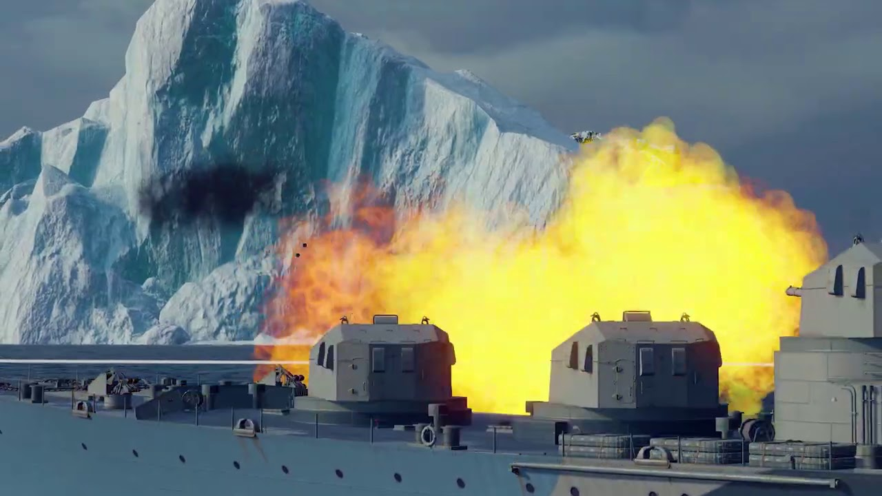 World of Warships - Naval Warfare PC Game - WHAT Preroll EN Full EU