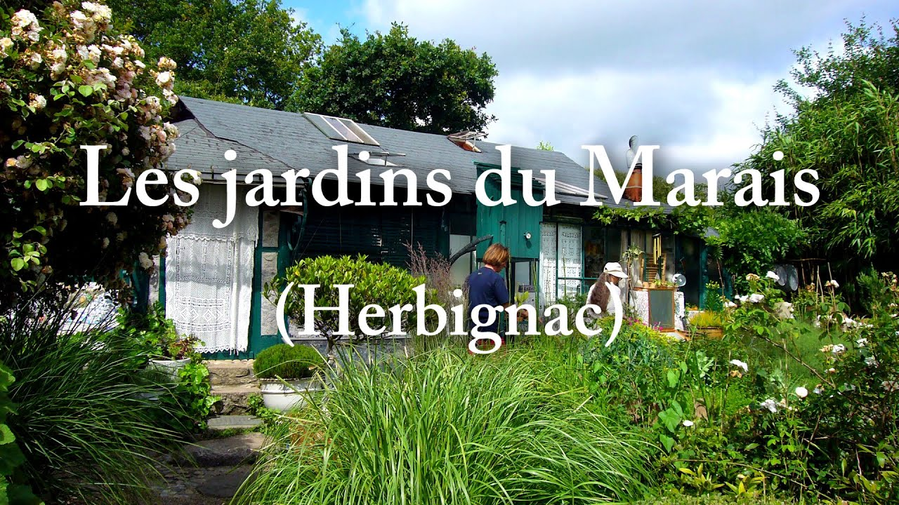 les jardins du marais herbignac loire atlantique youtube. Black Bedroom Furniture Sets. Home Design Ideas